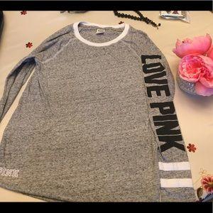 Love Pink Victoria's Secret long sleeve shirt L
